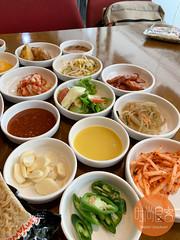 IMG_2188 (trendygourmet) Tags: ssamdak korean bbq buffet