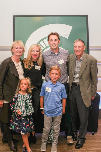 Sparty Alumni Dinner, September 2019