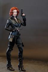 Avengers _ Black Widow (Marie Cath) Tags: cosplay japanexpo sonya7riii japanexpo2019 avengers blackwidow