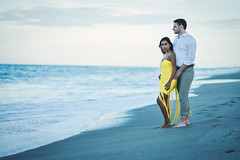 Engagement (charlie_mcmahon_) Tags: engagement love couple beach photoshoot water sunset sunrise