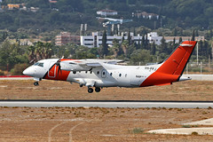 VH-PPJ Dornier Do-328-110 AeroRescue AGP 25-08-19 (PlanecrazyUK) Tags: lemg malaga–costadelsolairport malaga costadelsol vhppj dornierdo328110 aerorescue agp 250819