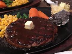 牛肉100%炭火焼ハンバーグ。 (masashige) Tags: ifttt instagram