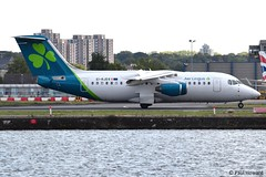 2019-08-29 LCY EI-RJD (Paul-H100) Tags: 20190829 lcy eirjd avro 146 rj85 aer lingus cityjet