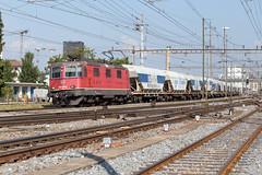 SBB Re 4/4 420 258 Pratteln (daveymills37886) Tags: sbb re 44 420 258 pratteln 11258 baureihe cargo