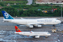 AIR NEW ZEALAND B747-400 ZK-SUH 011R (A.S. Kevin N.V.M.M. Chung) Tags: aviation aircraft aeroplane airport airlines airnewzealand boeing b747400 b747 jumbo jet queen plane spotting mfm macauinternationalairport apron ramp macau