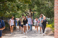 Week in Photos - 033 (Ole Miss - University of Mississippi) Tags: 2019 skb3631 union plaza classchange friend frienldy smile students group