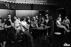 2019 Bosuil-Het publiek bij Crackermen en Pearl Jamming 1-ZW