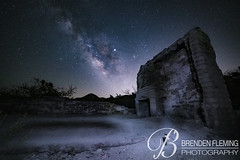 Abandon Homestead at Night #1 (MrDiscoDucks) Tags: brenden fleming brendenfleming nikon d810 nikond810 2018 hiking hike adventure explore mrdiscoducks outdoors outdoor outside travel traveling landscape landscapes photo photography photographer nature paths camping camp trail trails summer may 2019 joshua tree national park california joshuatree nationalpark astrophotography nightphotography night astro stars star milky way milkyway wilderness mojavadesert mojava desert abandon homestead abandoned lost oldwest old west