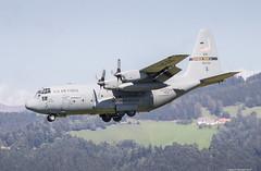 _MG_7444 (Mauro Petrolati) Tags: c130h hercules usaf west virginia air national guard ang charlie 56709 zeltweg power 2019 arrivi arrivals landing atterraggio