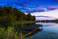 Zameczek (Andrzej Kocot) Tags: andrzejkocot art adventure landscape landscapes water creative clouds countryside colors sky surreallandscape sunset sunlight sunsetmood olympus omd outdoor poland polska photography fineart forest night nightsky nightscapes nightmood nature
