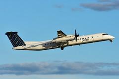 C-GKQA (Porter Airlines) (Steelhead 2010) Tags: bombardier dhc8 dhc8q400 yul creg cgkqa porterairlines