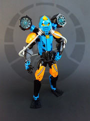 Toa Naho - The Studious (Pohaturon) Tags: bionicle lego g1 toa collab collaboration mangai legomoc technic constraction afol moc