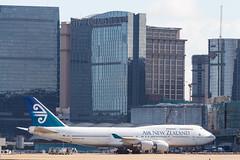 AIR NEW ZEALAND B747-400 ZK-SUH 013R (A.S. Kevin N.V.M.M. Chung) Tags: aviation aircraft aeroplane airport airlines airnewzealand boeing b747400 b747 jumbo jet queen plane spotting mfm macauinternationalairport apron ramp macau casino cotai