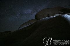 Arch Rock at Night #2 (MrDiscoDucks) Tags: brenden fleming brendenfleming nikon d810 nikond810 2018 hiking hike adventure explore mrdiscoducks outdoors outdoor outside travel traveling landscape landscapes photo photography photographer nature paths camping camp trail trails summer may 2019 joshua tree national park california joshuatree nationalpark astrophotography nightphotography night astro stars star milky way milkyway wilderness mojavadesert mojava desert wild arch rock archrock long exposure longexposure