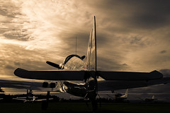 G-CGWI Spitfire mk.26, Scone (wwshack) Tags: egpt psl perth perthkinross perthairport perthshire scone sconeairport scotland spitfiremk26 gcgwi