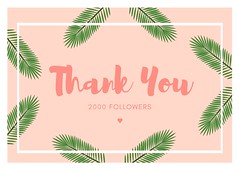 ♥️2K THANK YOU♥️ (Stefani Young Hwang (steffyc)) Tags: thankyou loves happy 2k thankies steffi