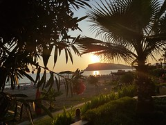 Mediterranean sunset (sandaodiatiu) Tags: alanya mediterraneansea seascape sunset sunsetlight