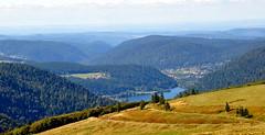 Lac de Longemer ( Vosges ) (Nathery Reflets) Tags: lac massifvosgien vosges hohneck labresse longemer grandest