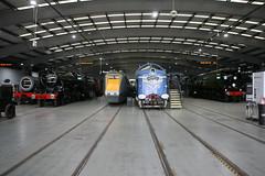 Locomotion Shildon UK (Harrys Train photos) Tags: locomotion shildon deltic apt lms sr lms5000 blackfive steamengine dieselengine dampflokomotive stoomlocomotief museum