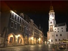 Görlitz 2019 - Untermarkt (Jorbasa) Tags: jorbasa hessen wetterau germany deutschland görlitz stadt oberlausitz untermarkt rathausturm rathaus gotik barock renaissance architektur altstadt oldtown townhall