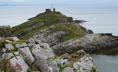 Photo of Mumbles Lighthouse - Wales