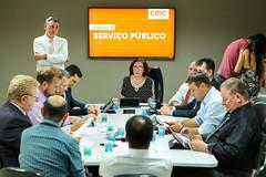 17/09/2019 - Reuniao Conjunta Comissão de Constituição e Justiça e Servico Publico (Câmara Municipal de Curitiba) Tags: vermelho