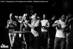 2019 Bosuil-Het publiek bij Crackermen en Pearl Jamming 4-ZW