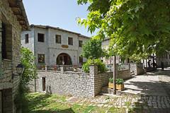 Vitsa, one of the Zagorian villages, Greece (Miche & Jon Rousell) Tags: greece zagori mountains pindos pindosmountains timfi vikos vikosgorge gorge vitsa koukouli elafotopos