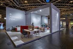 ¡Ya estamos en @feriahabitatvalencia! Te esperamos en nuestro stand C21 del pabellón N3-P1 hasta el 20 de Septiembre. #feriahabitat #feriahabitatvalencia #habitat2019 #piem #easy #advance #furniture #valencia #ofifran (Ofifran Mobiliario de oficina) Tags: instagram ifttt