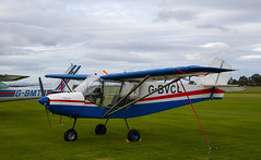 G-BVCL Rans S6, Scone (wwshack) Tags: egpt psl perth perthkinross perthairport perthshire ranss6 scone sconeairport scotland gbvcl
