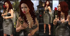 Red Rose (frescaaria) Tags: spotlight upevents midnytecreations nyne labelleboutique