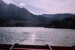 Bridge of the Gods (obi2smile) Tags: history oregon washington tour columbiariver washingtonstate paddleboat columbiarivergorge bridge gods sternwheeler bridgeofthegods cascadelocks