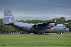 94-7315 Unites States Air Force Air Force Reserve Command Lockheed C-130H Hercules at Glasgow Prestwick Airport on 14 September 2019 (Zone 49 Photography) Tags: aircraft airliner aeroplane september 2019 glasgow prestwick scotland egpk pik united states air force usaf reserve command lockheed c130 c130h hercules 947315