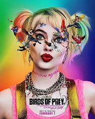 . #پوستر جدید فیلم Birds of Prey منتشر شد. ... Mind over mayhem. The new poster for #BirdsofPrey is here 💗💙 ... ▶️ @FilmDL_net (FilmDL) Tags: instagram ifttt