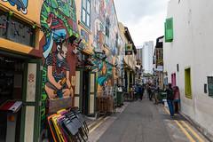 Haji Lane (amirdakkak1) Tags: street streets city hajilane haji singapore singaporean graffiti painting streetart art alley alleys bars nikon nikonasia nikond810