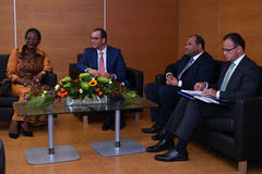 Bilateral Meeting Burkina Faso (01117966)