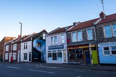 Irony+Boe #Streetart (gidsey_) Tags: bristol uk england southwest urban city bedminster bs3 streetart grafitti stencil urbanart