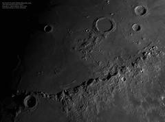 Montes Apenninus (@davidduarte_ac) Tags: moon lunar astrophoto astrophotography astrofotografia astronomia astronomy universe universo satellite satélite terrain surface features relevo sun asi1600 lx90 zwo meade televue powermate