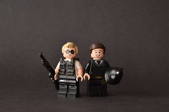 Hot Fuzz (th_squirrel) Tags: lego hot fuzz movie film cornetto trilogy edgar wright nick frost simon pegg minifig minifigure minifigs minifigures nicholas angel danny butterman