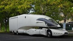 In memory of Luigi Colani (Mado46) Tags: luigicolani designer design bxl06 mado46 dortmund truck lkw futuristisch futuristic 444v4f