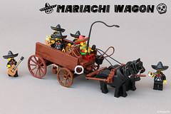 Mariachi wagon