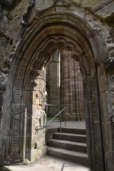 Decorated Archway into the Church (CoasterMadMatt) Tags: abatytyndern2019 abatytintern2019 tinternabbey2019 abatytyndern abatytintern tinternabbey abaty tyndern tintern abbey cistercianorder cistercianabbey tinternabbeyruins ruin ruins ruined cistercianabbeysinwales welshcistercianabbeys decoration decor decoratedarch door doorway abbeychurch church monastery monasteries cadw welshhistory historyinwales history sirfynwy monmouthshire sir fynwy cymru wales greatbritain gb unitedkingdom uk europe july2019 summer2019 july summer 2019 coastermadmattphotography coastermadmatt photos photography photographs nikond3500