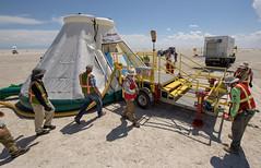 NHQ201909090001 (NASAKennedy) Tags: boeing commercialcrewprogram crewflighttest lascruces newmexico orbitalflighttest starliner whitesandsmissilerangewsmr usa