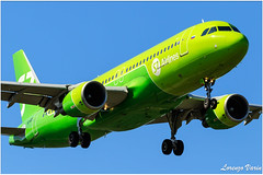 (Sir George R. F. Edwards) Tags: avgeek plane planelover planespotter planespotting aviation aviationspotter aviationspotting airport canon 7dmarkii s7 siberia airlines airbus a320