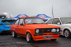 Scottish Ford Live & Hot Hatch Track Day (<p&p>photo) Tags: red 1980s 80s eighties 1980 mk2 fordescort fordescortmk2 mkiifordescort mk2fordescort ford escort mah928v knockhill hothatchtrackday show knockhillhothatchtrackday carshow knockhillhothatchtrackdayandcarshow hot hatch trackday knockhillcircuit racingcircuit knockhillracingcircuit circuit fife scotland uk may2019 may auto autosport motorsport motors tracksport race motorracing voiture vehicle wheels worldcars