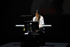 Vicky Chow 7502-5_3385 (Co Broerse) Tags: music composed contemporary remy siu foxconn frequency no3 for three visibly chinese performers hong kong exile gaudeamus muziekweek 2019 stadsschouwburg utrecht cobroerse