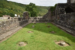Chapter House (CoasterMadMatt) Tags: abatytyndern2019 abatytintern2019 tinternabbey2019 abatytyndern abatytintern tinternabbey abaty tyndern tintern abbey cistercianorder cistercianabbey tinternabbeyruins ruin ruins ruined cistercianabbeysinwales welshcistercianabbeys chapterhouse chapter house monastery monasteries cadw welshhistory historyinwales history sirfynwy monmouthshire sir fynwy cymru wales greatbritain gb unitedkingdom uk europe july2019 summer2019 july summer 2019 coastermadmattphotography coastermadmatt photos photography photographs nikond3500
