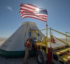 NHQ201909110031 (NASAKennedy) Tags: boeing commercialcrewprogram crewflighttest lascruces newmexico orbitalflighttest starliner whitesandsmissilerangewsmr usa