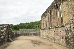 Refectory (CoasterMadMatt) Tags: abatytyndern2019 abatytintern2019 tinternabbey2019 abatytyndern abatytintern tinternabbey abaty tyndern tintern abbey cistercianorder cistercianabbey tinternabbeyruins ruin ruins ruined cistercianabbeysinwales welshcistercianabbeys ffreutur refectory monastery monasteries cadw welshhistory historyinwales history sirfynwy monmouthshire sir fynwy cymru wales greatbritain gb unitedkingdom uk europe july2019 summer2019 july summer 2019 coastermadmattphotography coastermadmatt photos photography photographs nikond3500