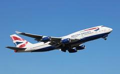 G-CIVA Boeing 747-436 British Airways (R.K.C. Photography) Tags: gciva boeing 747436 b747 british britishairways ba baw speedbird aircraft aviation airliner heathrow london england 09r uk unitedkingdom cainslane londonheathrowairport lhr egll canoneos750d